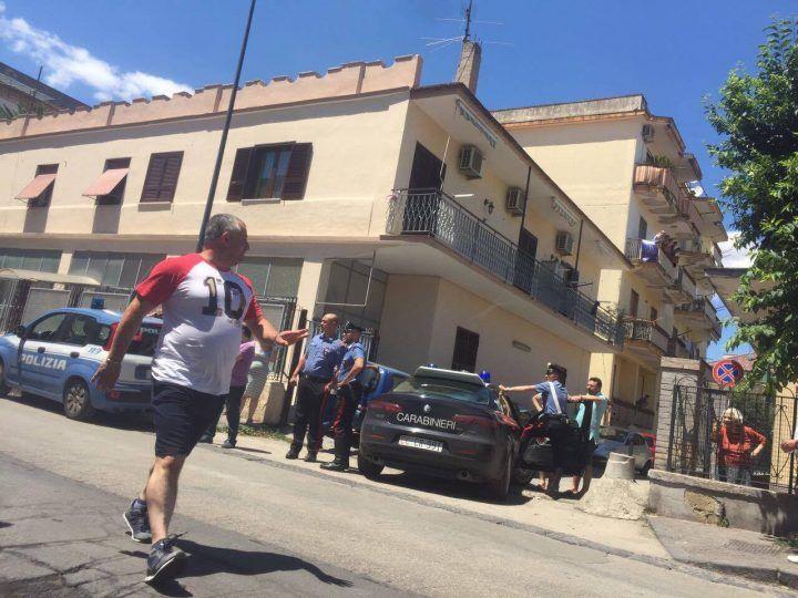 Giugliano, fuga dalla Polizia e corsa contromano: arrestato Giulio Panico