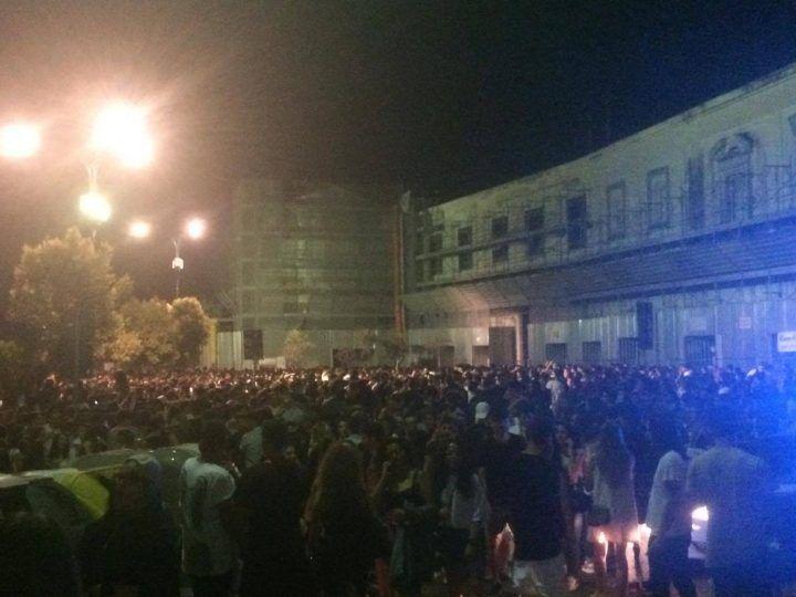 Napoli, notte prima degli esami: San Martino invasa dai maturandi