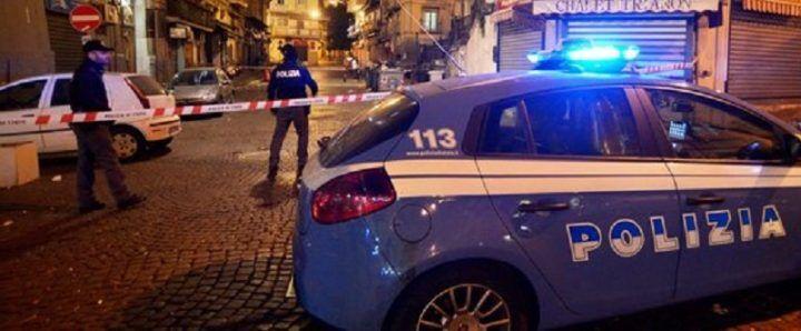 Castellammare, agguato davanti ad un bar: gambizzato 25enne