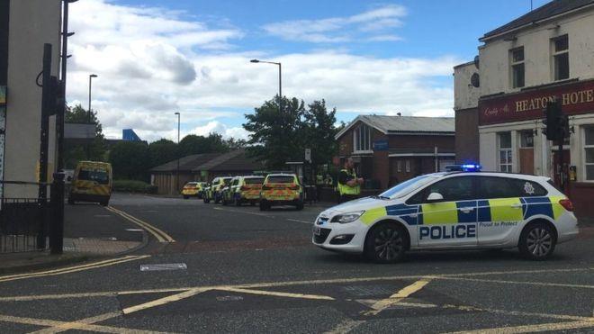 Newcastle: attacco terroristico in un centro per l'impiego. VIDEO