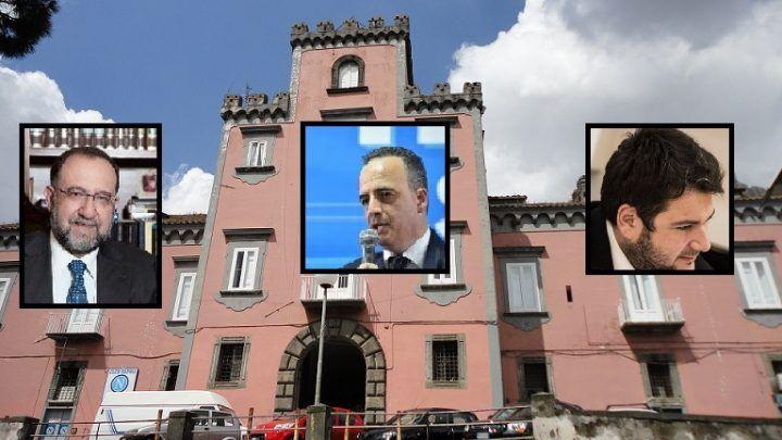 Elezioni Sant'Antimo: le reazioni dei candidati ed i risultati