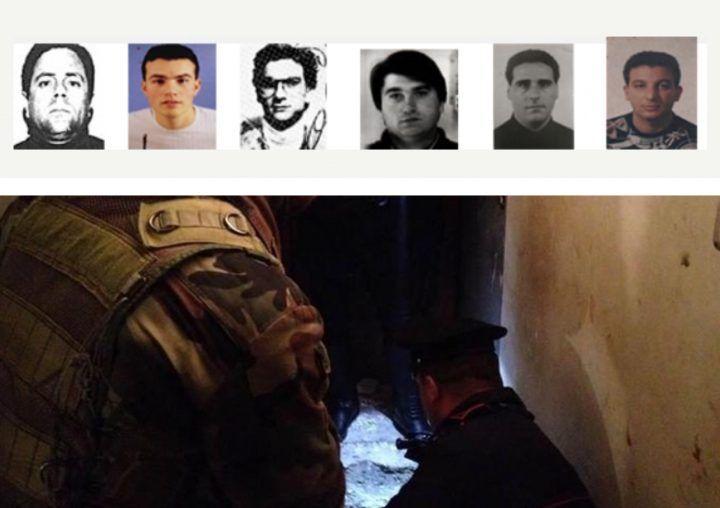 Era tra i 6 superlatitanti d'Italia, arrestato il boss ricercato dal '94