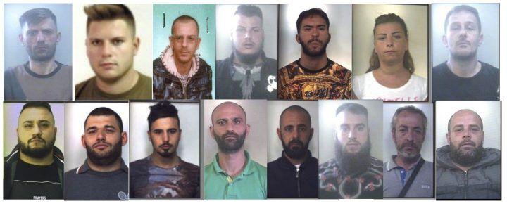 Truffe agli anziani tra le provincie di Napoli, Caserta e Benevento: 15 arresti. NOMI E FOTO