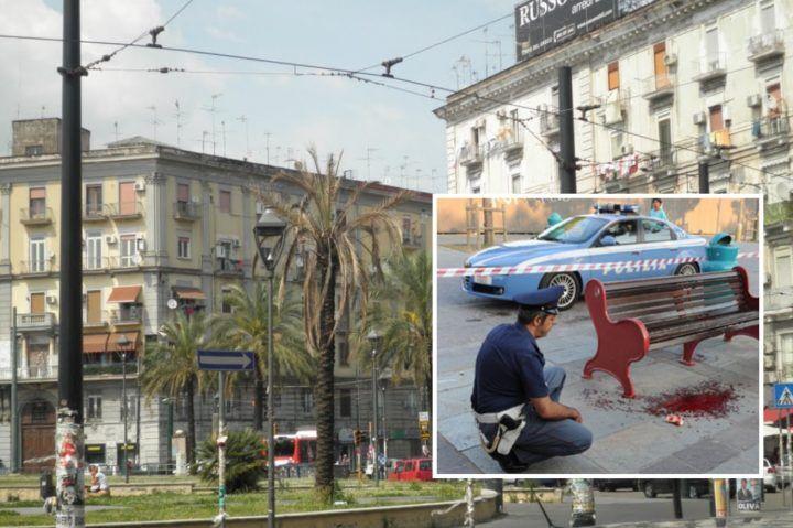 Piazza Nazionale, interviene per difendere una donna: accoltellato