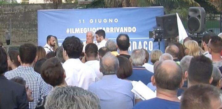Melito, amministrative: chiusura di campagna elettorale in villa comunale per Antonio Amente