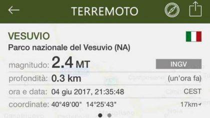 app terremoto
