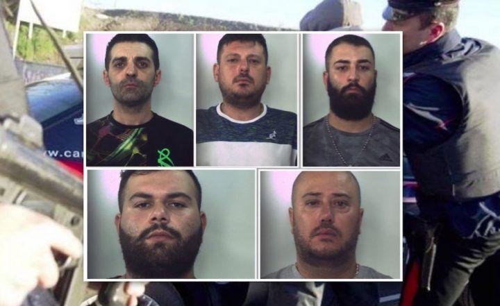 Aversa. Cinque arresti per il clan dei casalesi, fazione Bidognetti