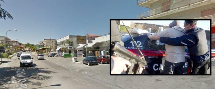Marano, fermato a un posto di blocco in via San Rocco: arrestato con oltre un chilo di hashish