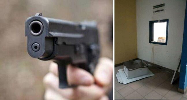 Arzano, rapina al bancomat nel deposito Ctp: autisti ostaggio dei rapinatori