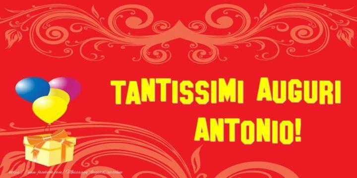 Sant'Antonio, buon onomastico: auguri, frasi, immagini e gif