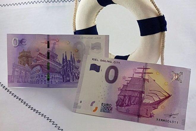 """Germania, nasce la banconota da """"zero euro"""" e va subito a ruba"""