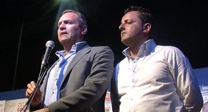 Melito, amministrative: Lello Caiazza chiude la campagna elettorale con De Magistris
