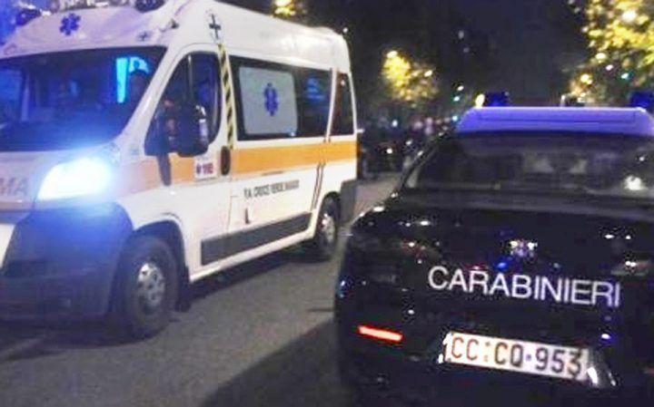 Terrore a Marano, uomo armato si  barrica in casa
