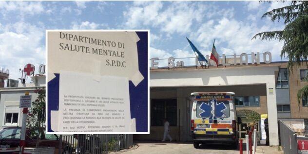 Giugliano, chiude il reparto di psichiatria del San Giuliano: domani la protesta
