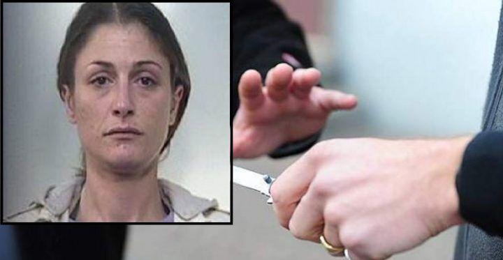 Castel Volturno, rapinò una 70enne minacciandola con un coltello da cucina: arrestata