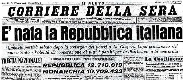2 Giugno, perché si celebra la festa della Repubblica?