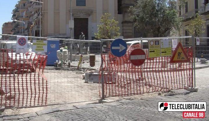 """Giugliano. Ancora caos a San Nicola: """"Sembra la Salerno-Reggio Calabria"""". Castaldo (Pd): """"Approssimazione ed incapacità"""""""