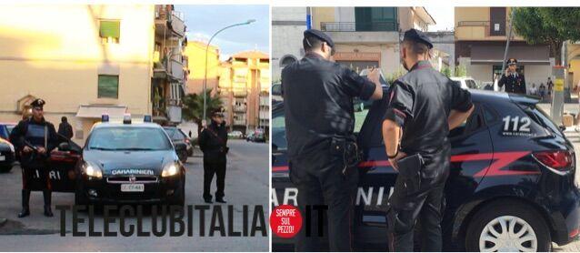 Operazione dei Carabinieri tra Giugliano, Melito e Sant'Antimo. Elicottero in volo e perquisizioni ai camorristi
