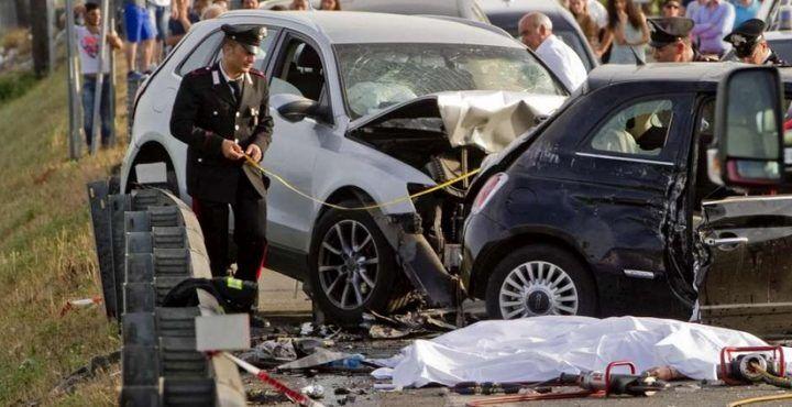 Giugliano, morto in un tragico incidente il cognato del sindaco di San Marcellino