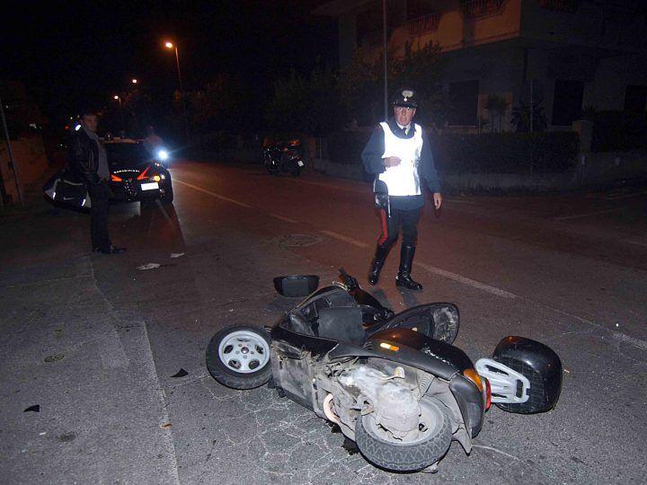 San Giuseppe Vesuviano, auto pirata investe due ragazzini: gravissimo 17enne