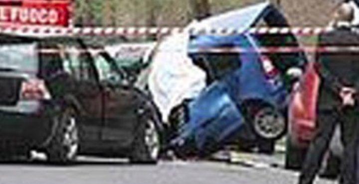 Terzigno, schianto moto-minicar: muore Nunzio Amendola