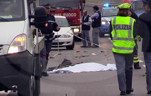 Bergamo: donna investe e uccide uomo che la perseguitava