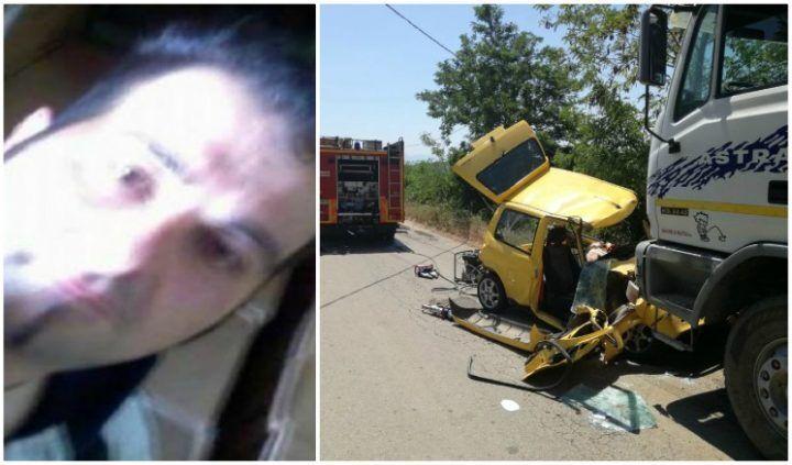 Alife, tragico incidente sulla provinciale: muore Ivan Valente