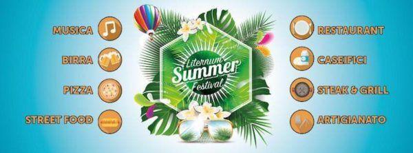 Giugliano, parte il Liternum Summer Festival: giovani per il rilancio della fascia costiera