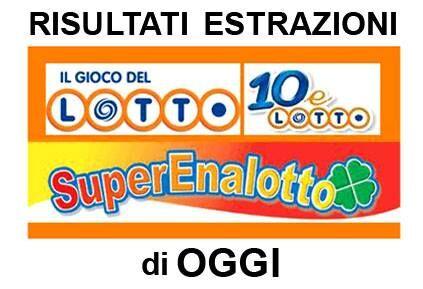 Estrazione del Lotto e del Superenalotto 10 giugno: nessun 6