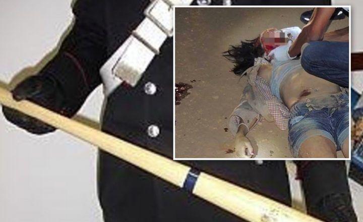 Picchiava la moglie con una mazza da baseball: arrestato 47enne di Cardito