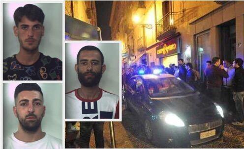 Aversa, spaccio nella movida: arrestati tre giovanissimi