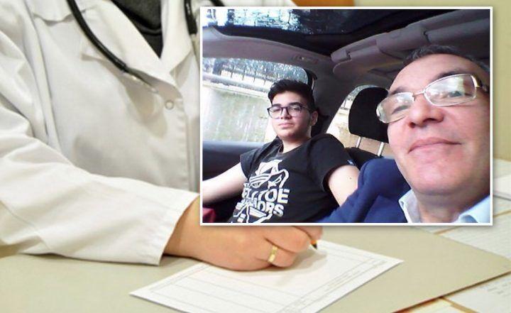 Mugnano, Francesco rischiava di morire a 16 anni: salvato dall'intuizione del medico di base
