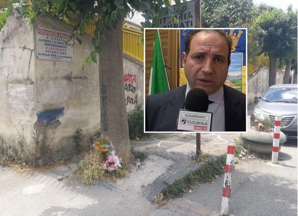 """Scontro tra Giugliano e Villaricca sui paletti 'killer', Poziello: """"Vergognoso scaricabarile"""""""