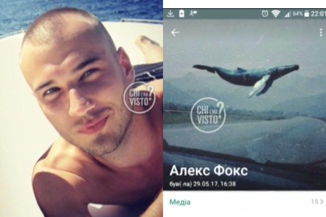 Napoli, cadavere a Capodimonte: è Alex Pavlenko? Su WhatsApp immagine del Blue Whale