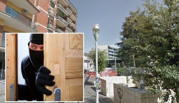 Giugliano, banda di ladri in azione in pieno giorno: svaligiata abitazione in piazza Gramsci