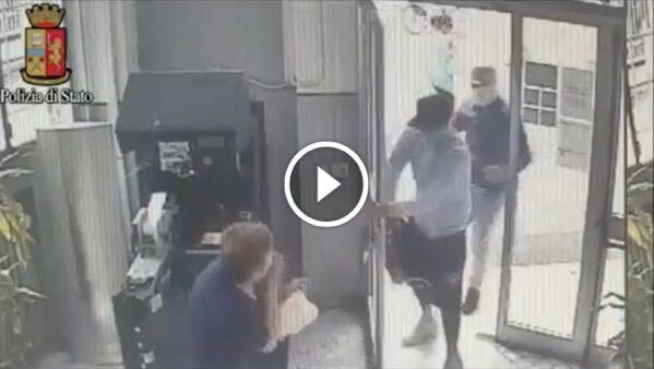 Rapina alla poste di Milano da 68mila euro: arrestati tre giovani di Melito. VIDEO