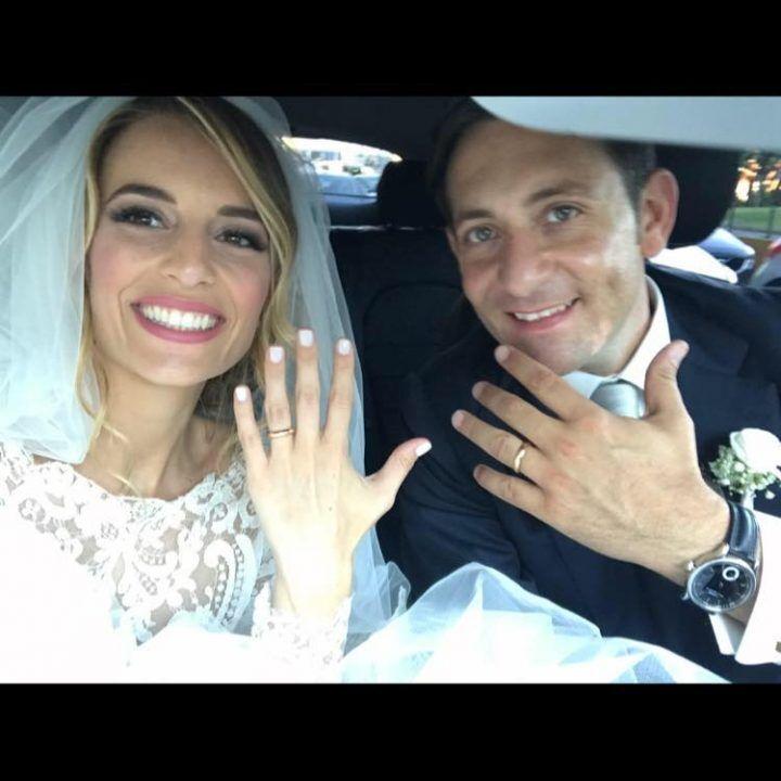 Pozzuoli, il matrimonio di Ramona Amodeo: ha detto sì a Luca Cicia