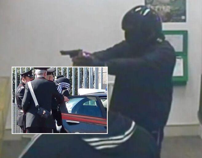 Rapina a mano armata a Riccione, arrestata la banda: sono di Melito, Casoria e Napoli. I NOMI