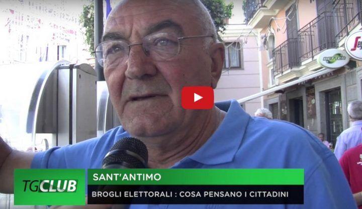 Brogli elettorali a Sant'Antimo, 3 arresti: silenzio e omertà tra i cittadini. VIDEO