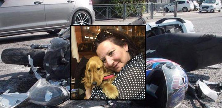 Salerno, drogato al volante investe donna in scooter: muore Ilaria Dilillo