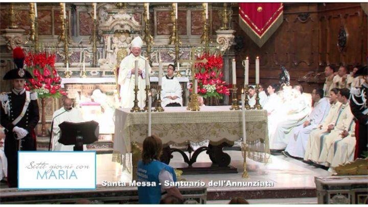 """Santa Messa Madonna della Pace, Spinillo: """"Ogni nostro gesto esprime ciò che siamo"""""""
