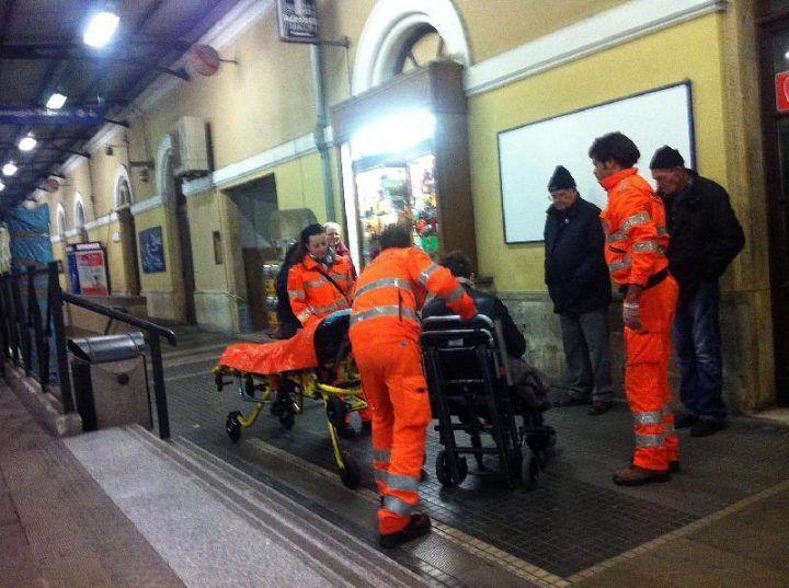 San Giorgio a Cremano, ha un malore sul treno: muore stroncato da un infarto