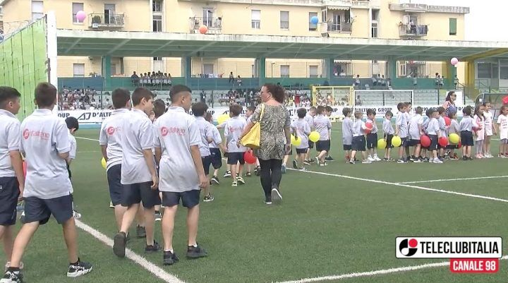 Mugnano, parte il terzo Trofeo D'Alterio Group