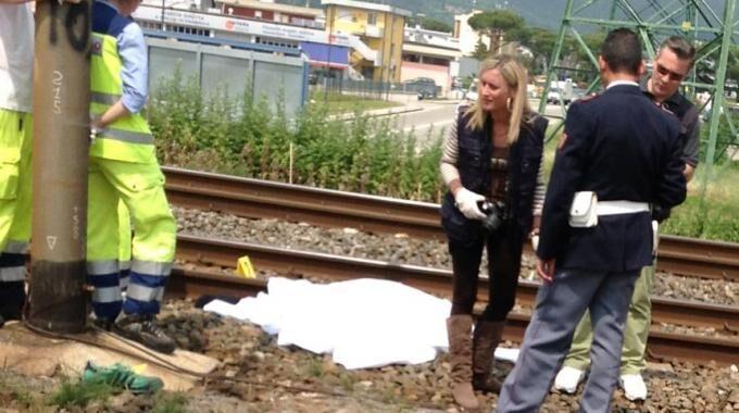 #formia / Tragedia sui binari della Roma-Napoli: investimento mortale nei pressi di Gianola