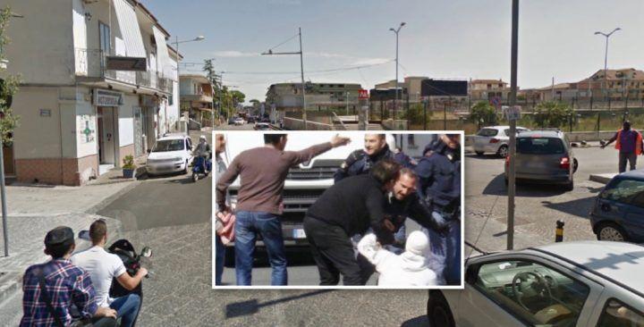 Giugliano, panico in via Colonne: ladri tentano rapina. La folla si ribella
