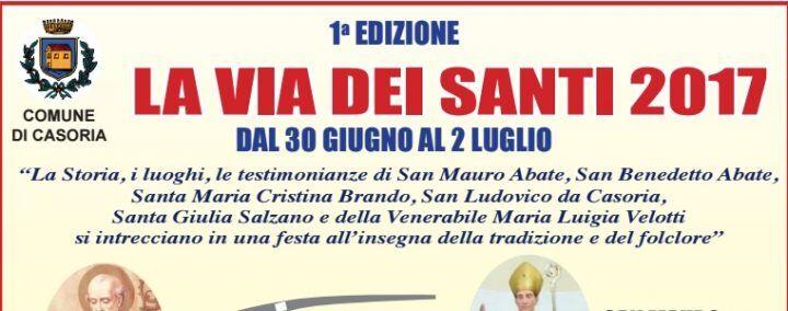 """""""La Via dei Santi"""" a Casoria. Tre giorni di culto, tradizione e folclore"""