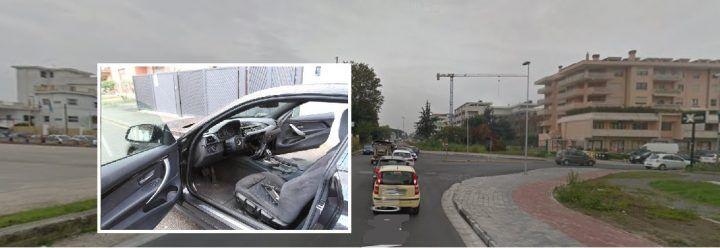 Lusciano, ladro sorpreso a rubare 2mila euro in un'auto. Arrestato
