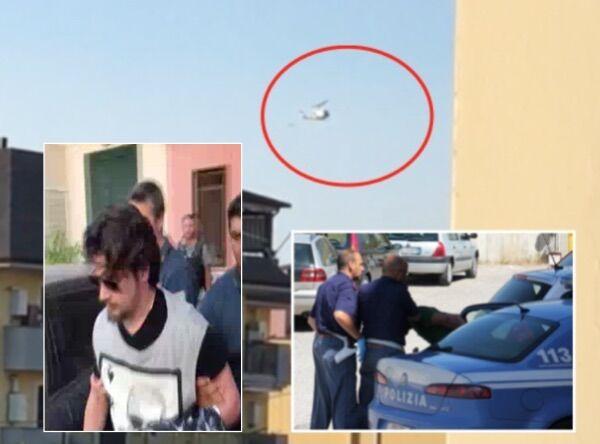 Blitz tra Giugliano e Villaricca, arrestato capo della Vanella Grassi: è Alessio Angrisano. VIDEO