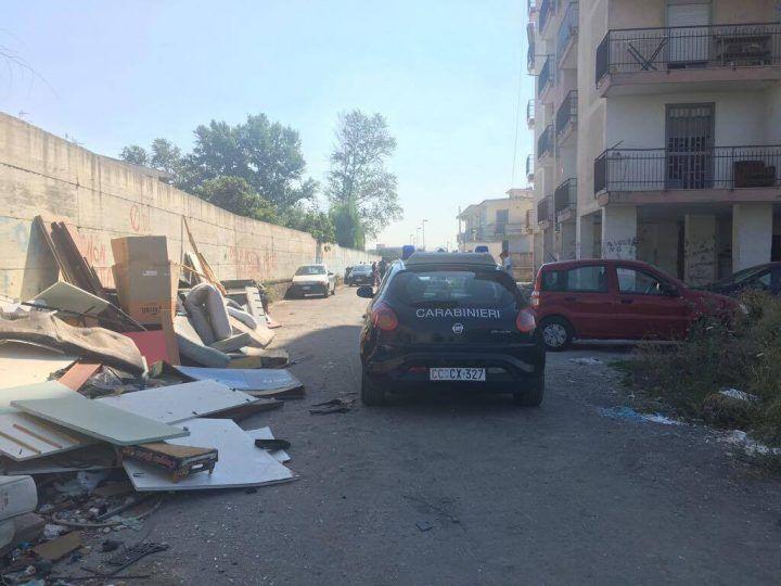 Giugliano, blitz dei Carabinieri a Casacelle: controlli a tappeto