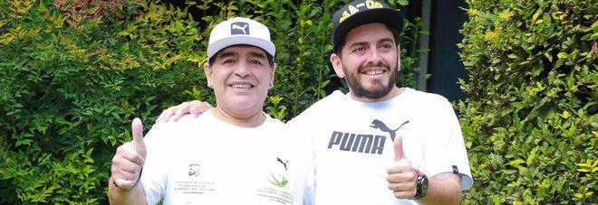 Colpo Afro Napoli United, ecco Maradona junior
